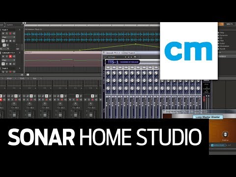 FREE PC DAW Worth $49 | Cakewalk Sonar Home Studio