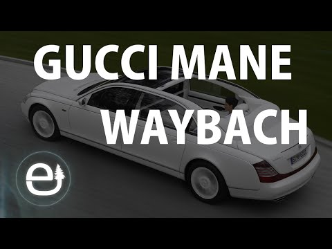 Gucci Mane - Waybach (Instrumental)