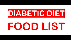 hqdefault - Healthy Diabetic Foods List