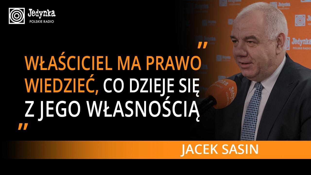 Sygnały Dnia - Jacek Sasin