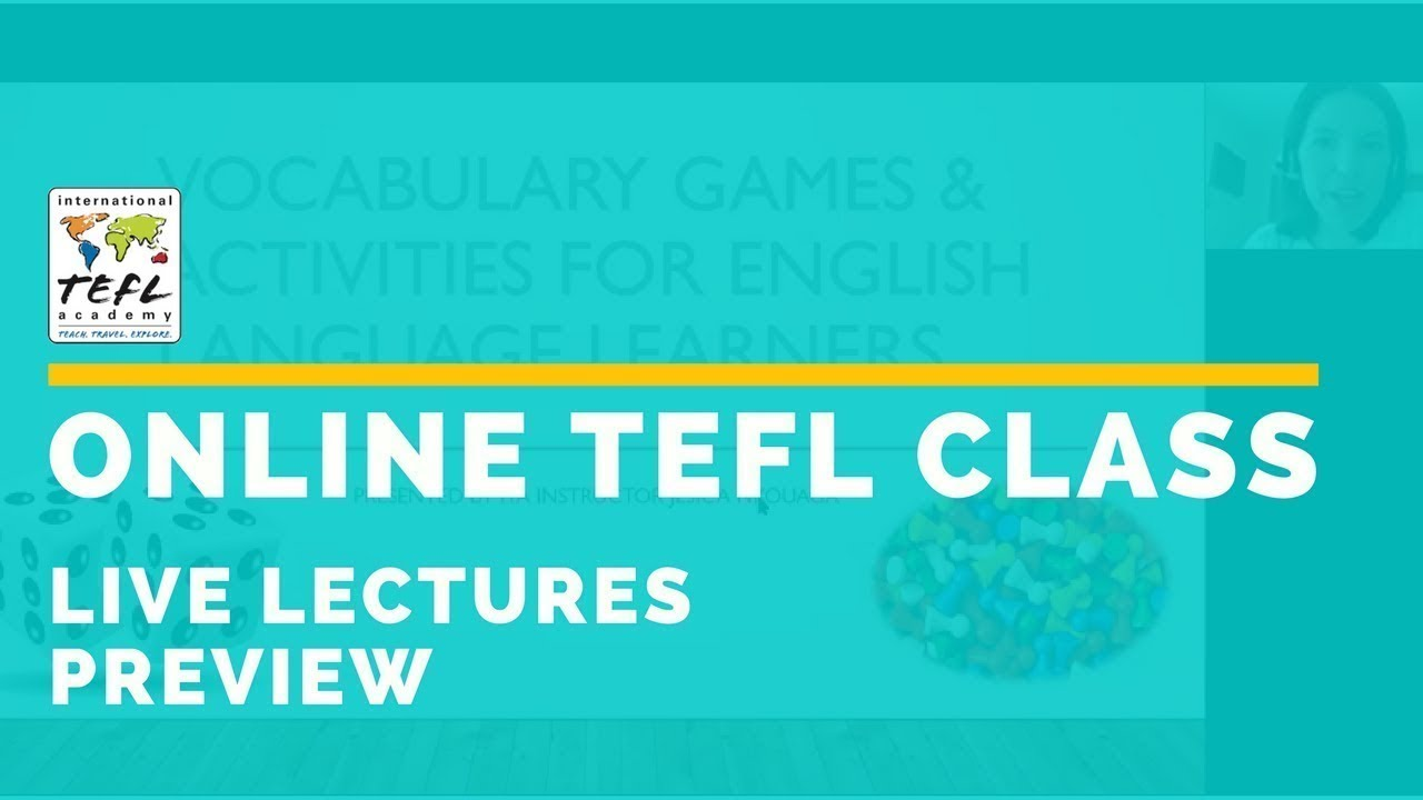 ITA Online TEFL Course Overview