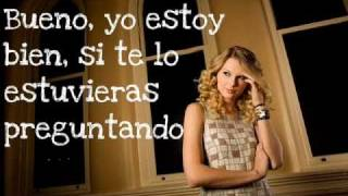 Taylor Swift- Christmases when you were mine- Traducción al español