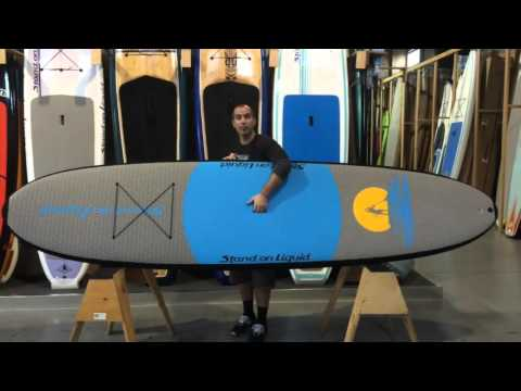 Stand on Liquid - Sunset 11'6'' Soft Top Paddle Board Review