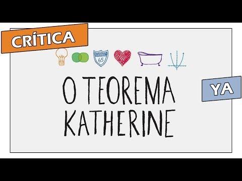 "Crítica: ""O Teorema Katherine"", de John Green"
