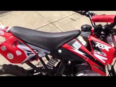 Midi dirt Bike 50cc