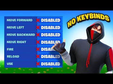 Removing Every Keybind And WINNING...