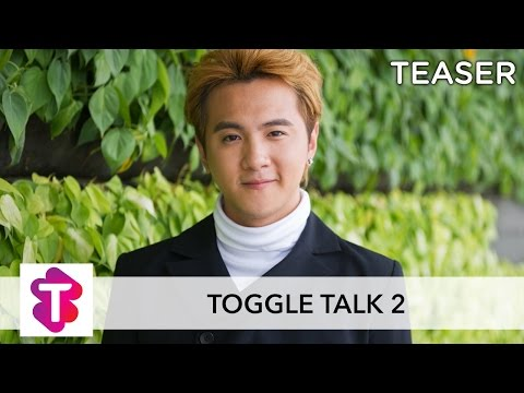 What does Ian Fang think about the rumours about him and Rebecca Lim? (Toggle Talk 2 Teaser)
