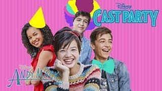 Andi Mack Cast Party | Andi Mack | Disney Channel