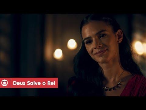 Deus Salve O Rei: capítulo 107 da novela, sábado, 12 de maio, na Globo
