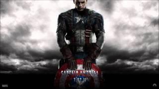 Repeat youtube video Captain America Soundtrack - 16 Triumphant Return
