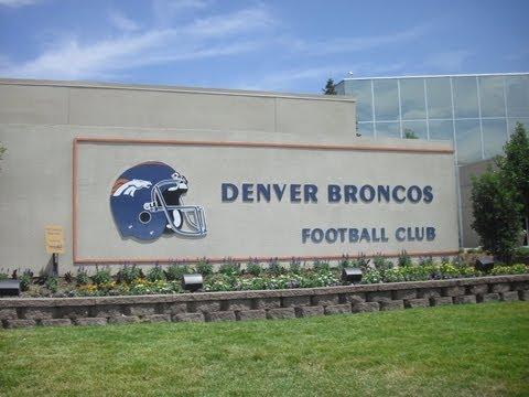 Broncos Football Dove Valley Training Center, Englewood, Colorado