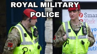 The Royal Military Police - Most Hated Regiment In The British Army