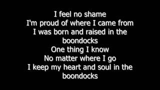 BOONDOCKS - LITTLE BIG TOWN - LYRICS ON SCREEN - TURN HD ON