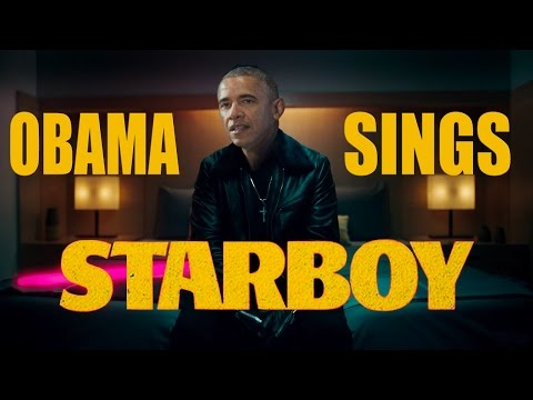 Thumbnail: BARACK OBAMA SINGS 'STARBOY' BY THE WEEKND