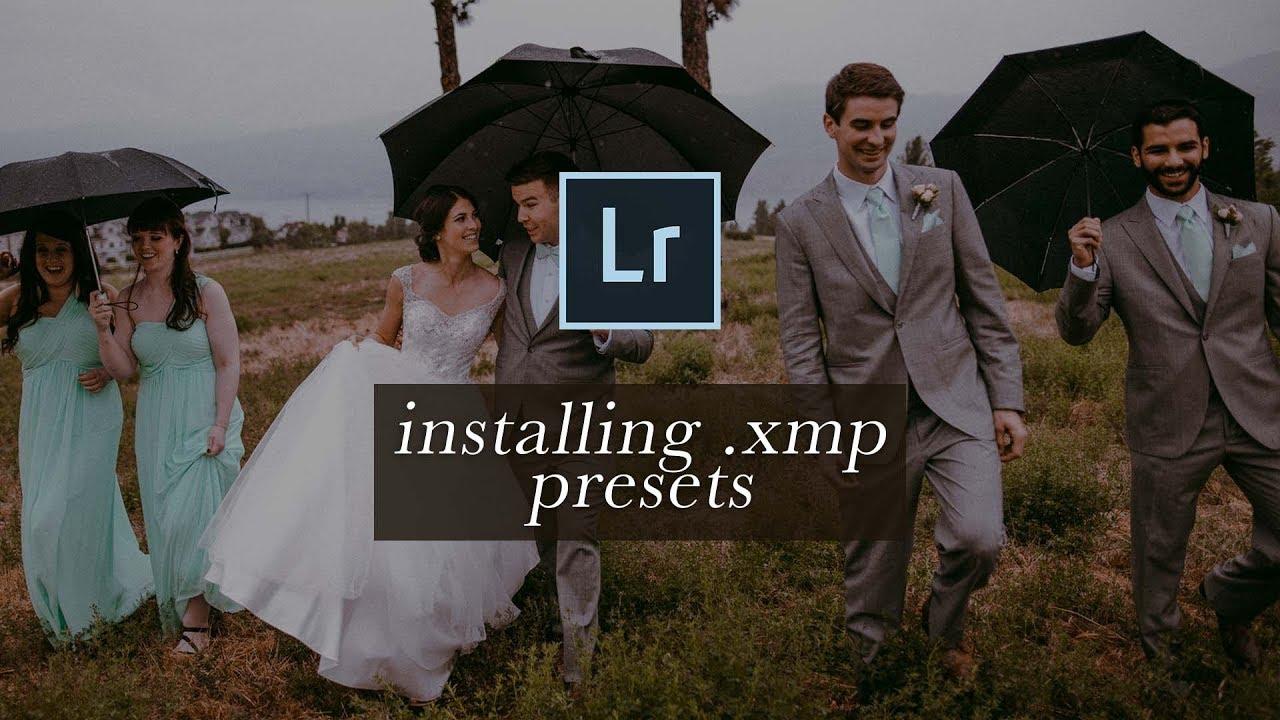 Lightroom XMP Preset Installation 7 3 Update Tutorial How To (2018)