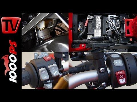 BMW S 1000 R - 2014 | Ausstattungsvarianten und Fahrmodi im Überblick