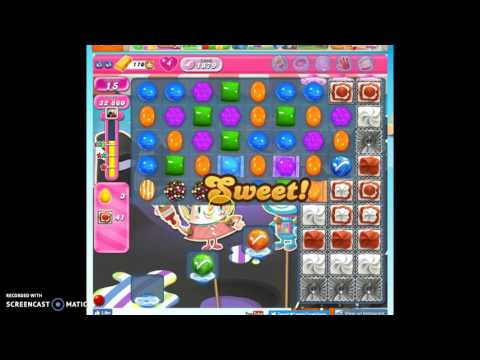 Candy Crush Level 1879 Help W/audio Tips, Hints, Tricks