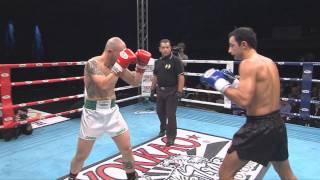 The Night Of Kick And Punch Ii°edizione - Bruno Bonera Vs Davide Passaretti