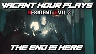 We Finally Did It! - Vacant Hour Plays: Resident Evil Remake Ep - 4