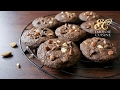 Double Chocolate Chunk Cookies Recipe の動画、YouTube動画。