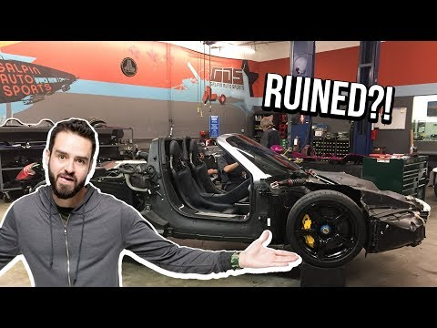 TRANSFORMING MY CARRERA GT *PEOPLE ARE FURIOUS!*