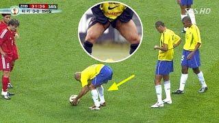 10 Điều phi thường ngoài Roberto Carlos ra không cầu thủ nào dám bắt chước