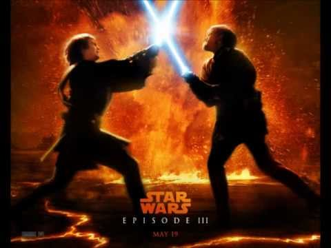 Star Wars: Revenge Of The Sith  Battle Of The Heroes  John Williams