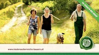 Familie Morgenbesser stellt sich vor - Lerne Niederösterreichs Bauern kennen