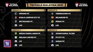 Undian Piala Malaysia: Tugas mudah JDT, Kedah