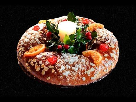 Roscón de Reyes casero ¡Muy esponjoso!
