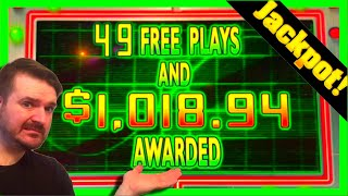 💥💥💥 I GOT THE BIGGEST AWARD! 💥💥💥  JACKPOT HAND PAY On Invaders Planet Moolah!