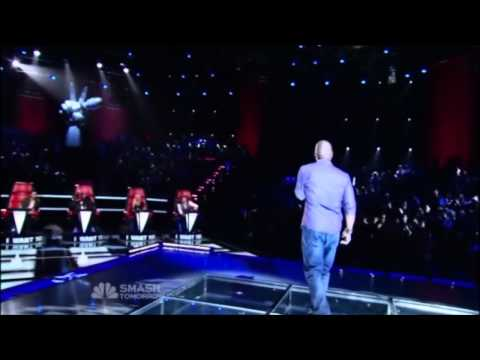 Jesse Campbell  A Song for You   The Voice Blind Auditions