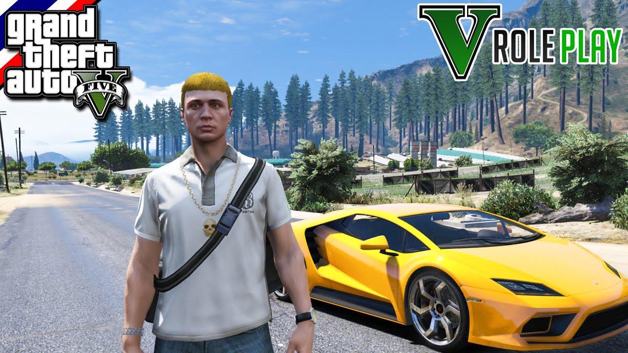 GTA V : Roleplay - โปรโมทเซิฟ FiveM SPKCity เน้นสวมบทบาท Story เงินเริ่มต้น 7000 รับหน่วนงานจำนวนมาก