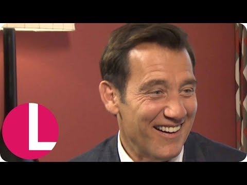Clive Owen Reveals Data Privacy Issues Influenced His Latest Film (Extended Interview) | Lorraine