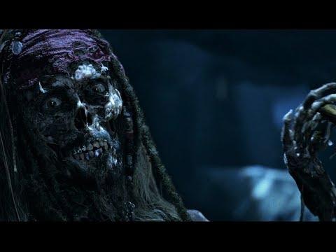 Новый трейлер фильма «Пираты Карибского моря: Мертвецы не