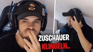 ZUSCHAUER KLINGELN AN TÜR! Keine Privatsphäre mehr.. | Marky Realtalk Livestream