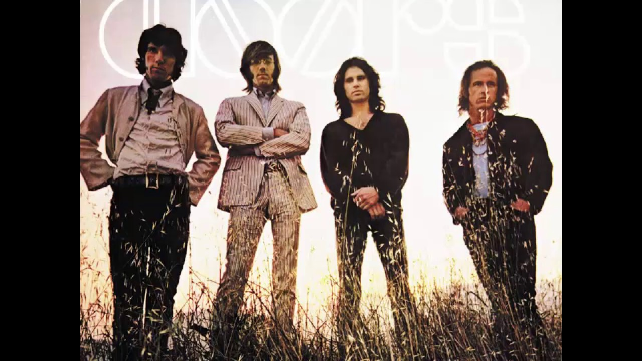 Yes The River Knows - The Doors (lyrics)