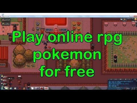 Best Online Pokemon Game To Play For Free- Live Online Mmorpg
