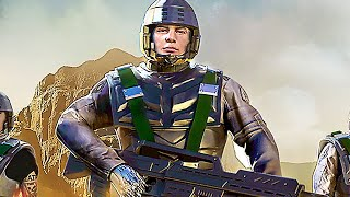 STARSHIP TROOPERS TERRAN COMMAND Trailer (2020) PC