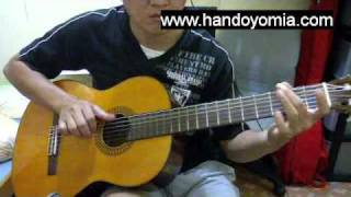 My Love - Westlife - Fingerstyle Guitar Solo