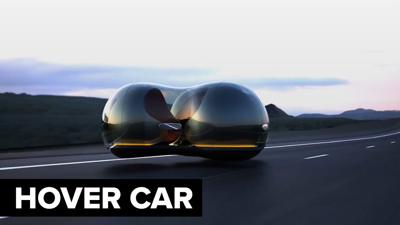 Renault Float Hover Car Youtube