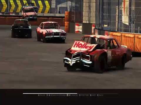 demolition derby - GRID AUTOSPORT low specs gaming