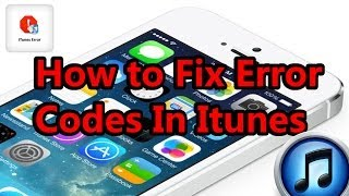 How to Fix Error code 3194 ,1600 , 21 , 1 on Itunes and Restore / Update to New IOS 7 [HD]