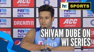 India vs WI | 'Confident about my bowling': Shivam Dube ahead of T20I