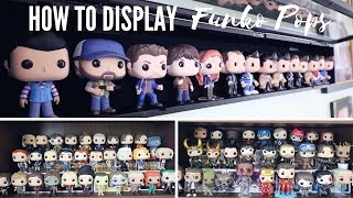 How I Display My Funko Pops | Tips and Tricks