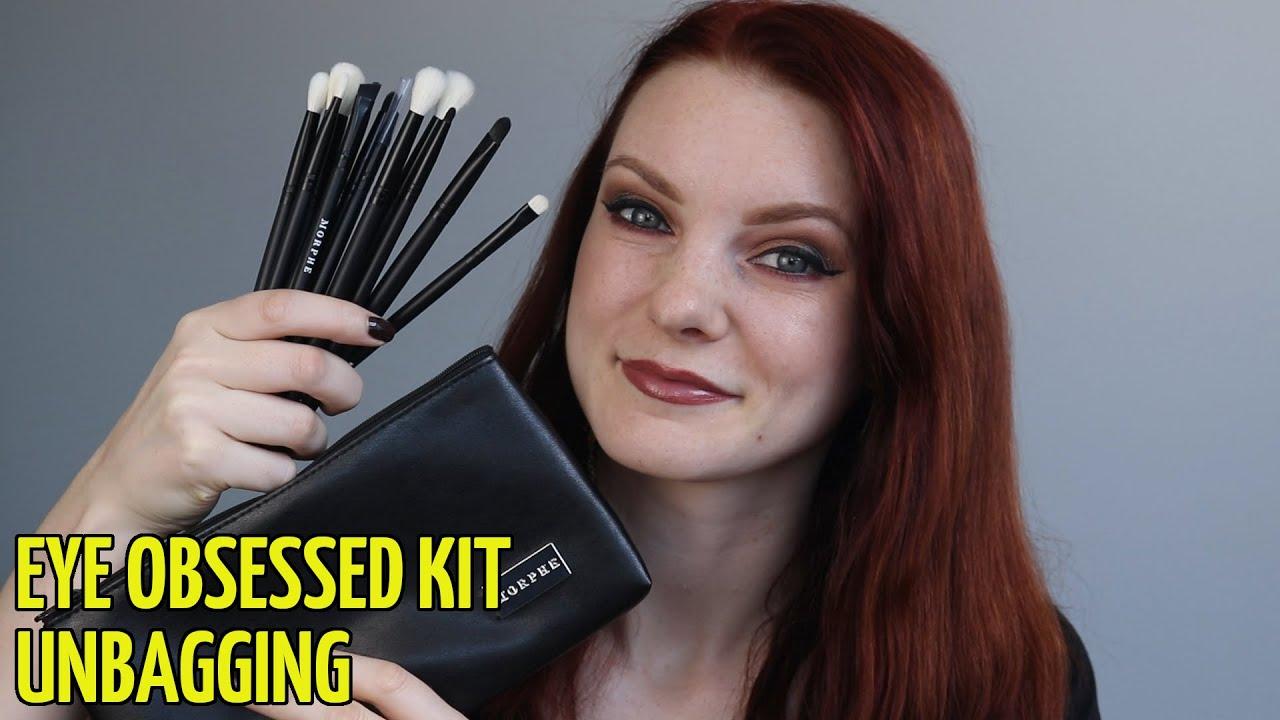 Eye Obsessed Eye Brush Kit Unbagging Morphe Youtube 14 morphe coupons now on retailmenot. eye obsessed eye brush kit unbagging morphe