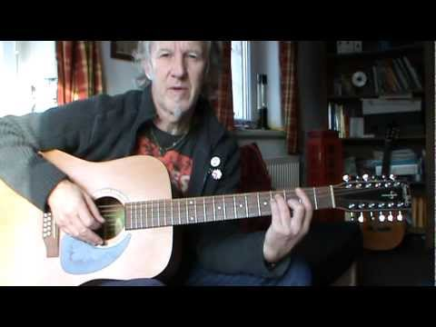 How to play White Rabbit: guitar lesson for beginners