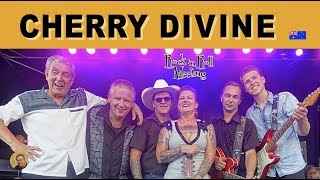 cherry divine ✰✰✰ rock'n'roll meeting Eindhoven 2018