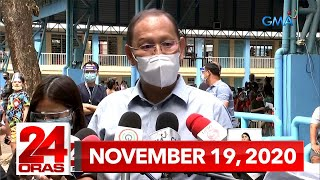 24 Oras Express: November 19, 2020 [HD]