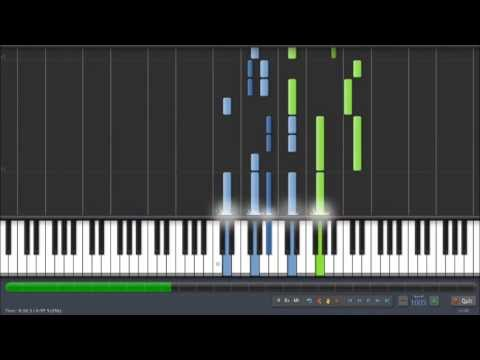 ie House   Lepenski VirWitch House  Majo no Ie  OST   Spool of Th  Piano Synthesia